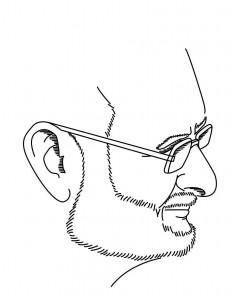 Retrato Andrés Herrero