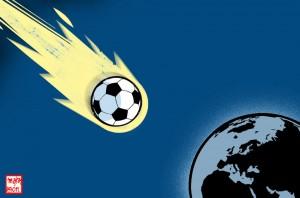 Asteroide balon futbol