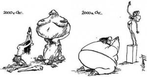 La evolución cultural humana