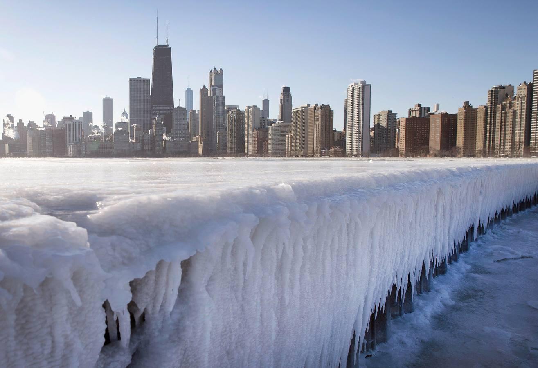 Un viaje navideño a Chicago