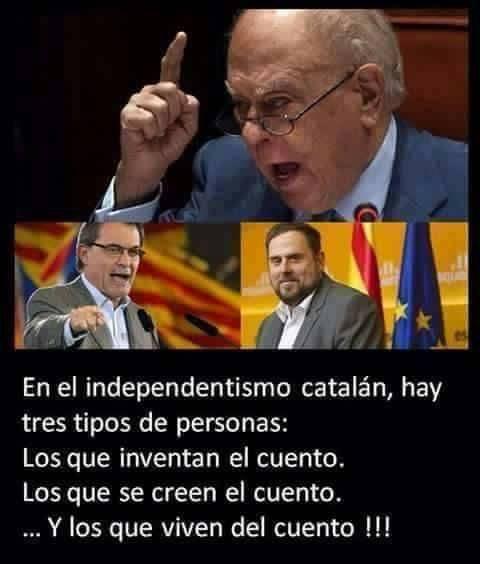 Tipología del catalán oprimido