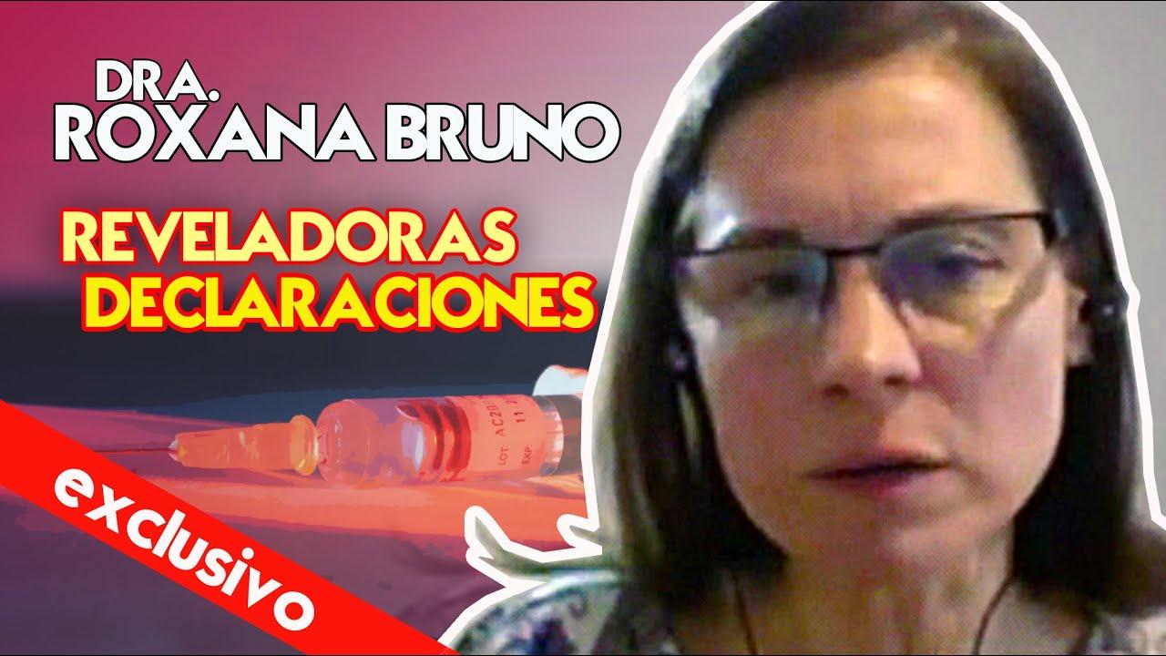 Problemas de las vacunas genéticas contra la Covid (video de 14′ de la Dra. Roxana Bruno)